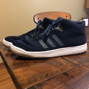 Adidas Veritas Mid - blue - size 12